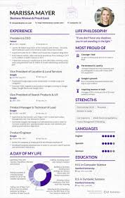 sample resume portfolio 13 best resources portfolio resume images on pinterest resume here s a resume for marissa mayer would you hire her