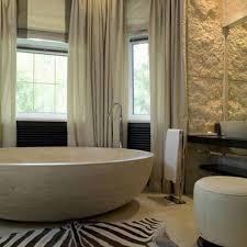 Modern Bathroom Window Curtains Awesome Bathroom Window Curtain Ideas For Home Design With