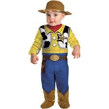 Infant Halloween Costume Ideas 0 3 Months Toy Story Woody Infant Halloween Costume Walmart
