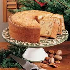 pecan pound cake recipe taste of home