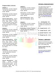 hcos curriculum packages 2014 simplebooklet com