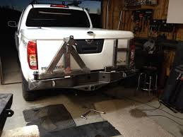 nissan frontier dual exhaust yet another rear bumper build page 15 nissan frontier forum