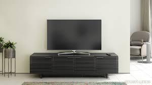 Tv Console Design 2016 Bdi Corridor Wide Low Tv Cabinet 8173 Jensen Lewis New York