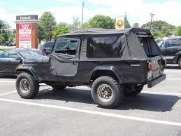 curbside classic 1985 jeep scrambler cj 8 u2013 a pickup in disguise