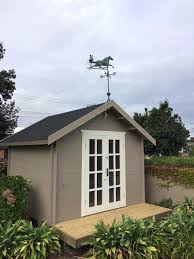 wooden garden sheds nz by sheshed music room garden shed