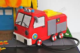 celebrate cake fireman sam cake