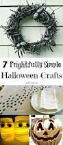Creative Halloween Crafts 100 Diy Halloween Craft Ideas Best 25 Halloween Door Ideas