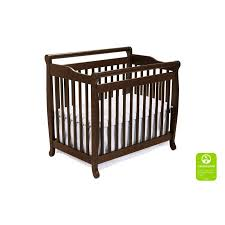 Davinci Mini Crib Emily Davinci Emily 2 In 1 Mini Crib And Bed Walmart