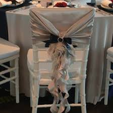 chair tie backs wedding ideas black swan themed wedding reception ideas chair