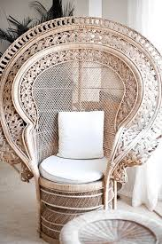 White Wicker Armchair 72 Best Peacock Chairs Images On Pinterest Peacock Chair Wicker