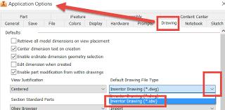 solved change inventor default template autodesk community