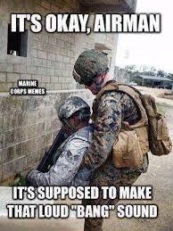 Funny Marine Memes - marine corps all in good fun humor military pinterest marine