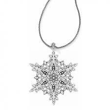 snowflake kisses snowflake kisses convertible necklace necklaces