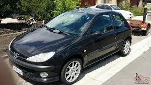 peugeot 206 gti 206 gti 2000 3d hatchback manual 2l multi point f inj seats in