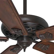 casablanca fan company 59165 hunter casablanca ceiling fan ainsworth 54 in indoor brushed cocoa