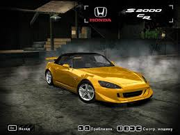 nissan s2000 2009 honda s2000 cr ap2 need for speed most wanted skin mods