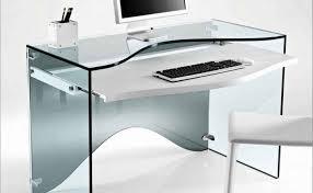 u shaped glass desk living room appealing admirable unique computer desks furniture