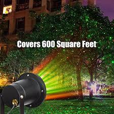 escolite landscape lights laser party christmas lights spotlights