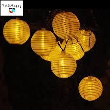 Outdoor Lantern String Lights by Online Get Cheap Solar Outdoor Lanterns Aliexpress Com Alibaba