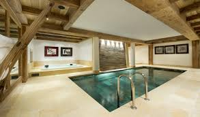 Chalet Designs Chalet Jacuzzi Courchevel Courchevel Prestige Chalets