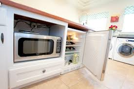 Microwave In Kitchen Island The Multi Purpose Kitchen Island