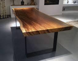 table en bois de cuisine table de cuisine ancienne en bois maison design bahbe com brut