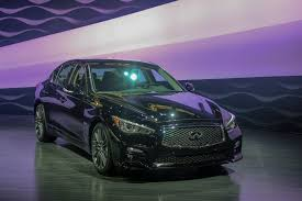 infiniti launches red sport performance trim live photos