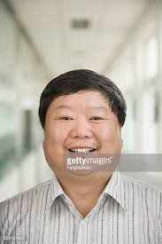 Asian Guy Meme Face - fat asian man stock photos and pictures getty images