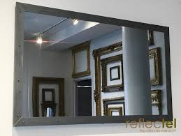 Mirror That Looks Like Window by Reflectel Reflectel Twitter