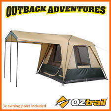 Oztrail Awning Review Polyester Dome Camping Tents Ebay