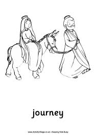 jesus in the manger coloring page nativity colouring pages