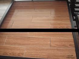 stunning ceramic tile that looks like hardwood floor 57 in home