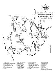 Philmont Scout Ranch Map Scott Scout Ranch U2013 Three Rivers Council