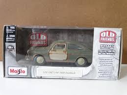 volkswagen maisto 1967 volkswagen 1600 fastback maisto old friends 1 24 r 105