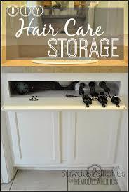 Under Bathroom Sink Organization Ideas Best 20 Hair Tool Storage Ideas On Pinterest Hair Appliance