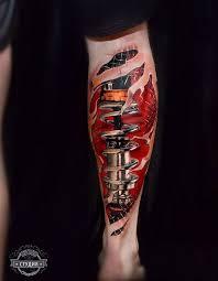 biomechanical leg best design ideas