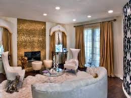 Gold Curtains White House by Photos Charles Neal Hgtv