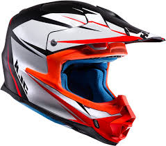 motocross helmet with face shield hjc cl 33 hjc fx cross axis mx helmet hjc black white red