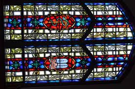 stained glass window st john u0027s lutheran church windows