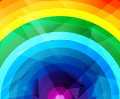 free rainbow vector background vector art u0026 graphics freevector com