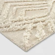Shag Carpet Area Rugs Cream Moroccan Wedding Shag Area Rug Project 62 Target