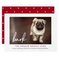 funny dog christmas cards u0026 invitations zazzle com au