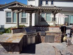 outdoor kitchens u0026 bbq u2013 petretti landscape services