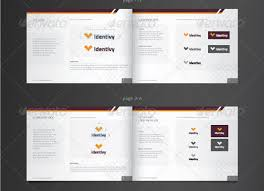 13 great brand book guideline indesign templates graphic