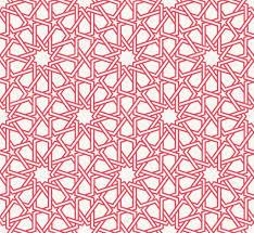 vector background modern pattern traditional islam geometric pattern seamless stock vector