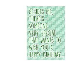 Meme Happy Birthday Card - funny hilarious unexpected trolling birthday cards unwelcome