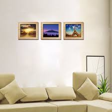 3d Bedroom Wall Paintings Decor 35 Living Room Wall Design Ideas Purple Designs Ed Room