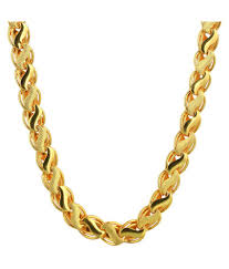 golden chain bracelet images Glory jewels golden chain buy online at low price in india snapdeal jpg