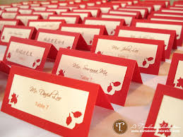 diy wedding place cards wedding card design rectangle tented paper recommended