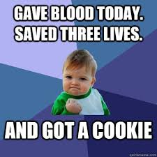 Donation Meme - 58 best bloody good fun images on pinterest blood drive jokes and